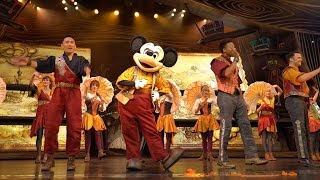 4K Mickey and the magical map Disneyland
