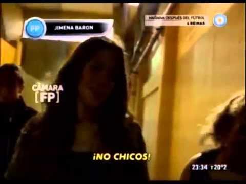Jimena Barón, ¿se siente la Primera Dama boquense?