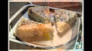 Творожно рисовый пудинг рецепт
