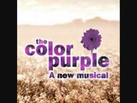 Im Here (The Color Purple musical) karaoke/instrumental