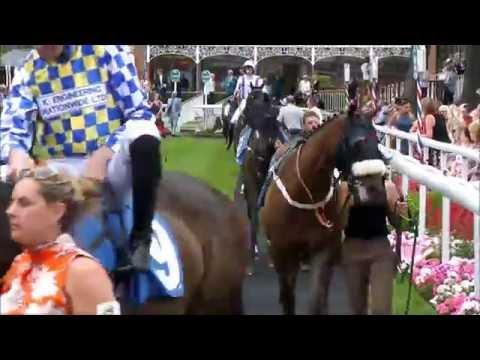 Walking Vlog: York racecourse 2016