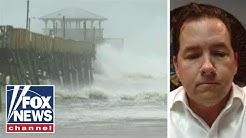 Atlantic Beach mayor talks damage caused by Florence
