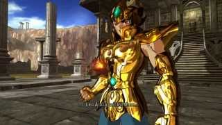 Saint Seiya Soldier's Soul: Sanctuary Chapter walkthrough Part 7 [PS4] (English)
