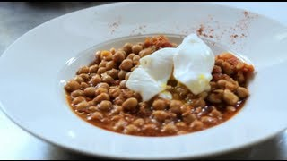 Vegetarian Chickpea Cassoulet Recipe By Half Hour Meals
