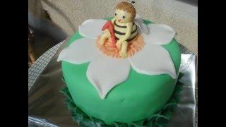 Maya Bee Cake  Biene Maja Kuchen