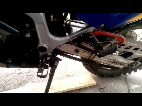 О передних звездах мотоциклов