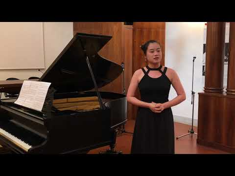 Opera Network Firenze - About us Wang Xiaoran Cecilia