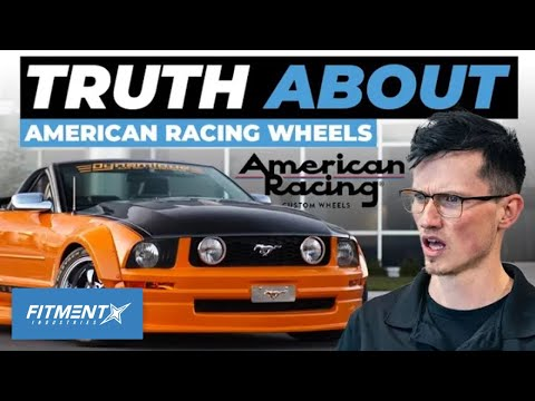 THE TRUTH ABOUT AMERICAN RACING WHEELS