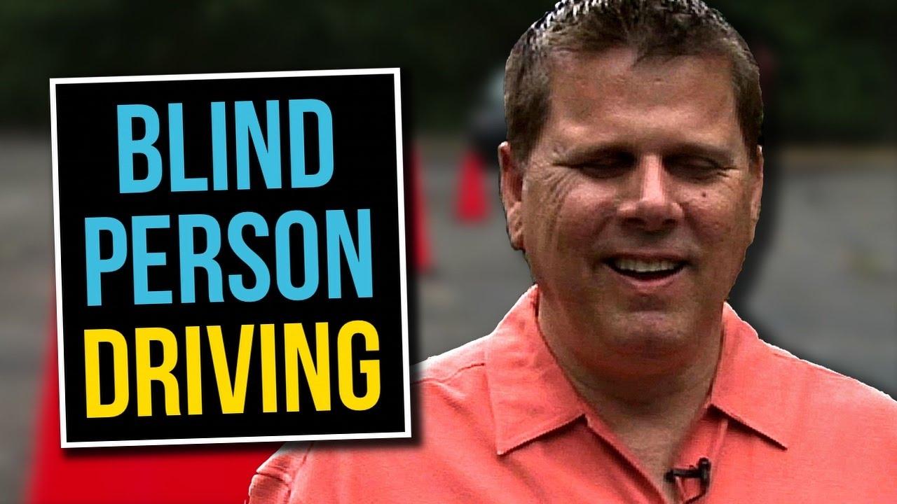 Blind Man's Unboxing