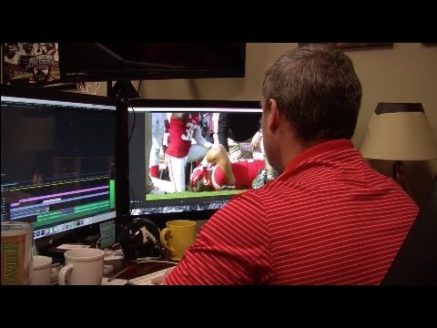 "BEHIND THE SCENES OF ""THE SEASON: OLE MISS FOOTBALL"""