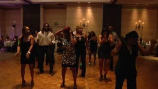 THE WOBBLE LINE DANCE