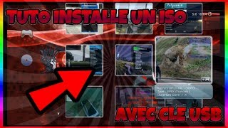 Tuto  Installer   ISO  Dans PS3 Jailbreak DEX     SANS PC   Juste  CLE  Usb