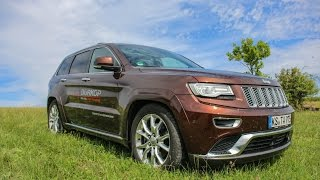Im Test: Jeep Grand Cherokee Summit 3.0 V6 Multijet 4x4 - The ProbefahrtBlog