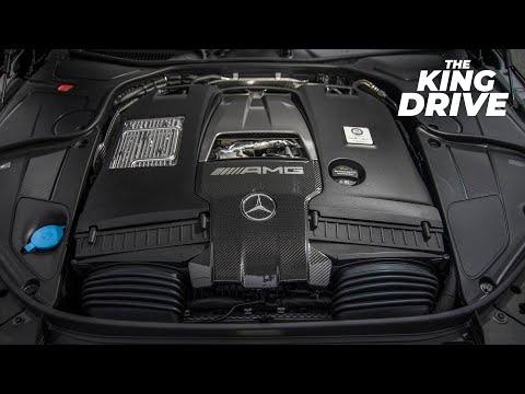 Mercedes AMG M139 - инженерное чудо