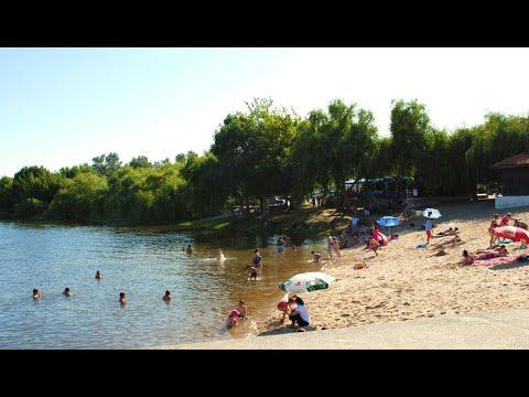 Praia fluvial e Parque Merendas de Valada - Cartaxo