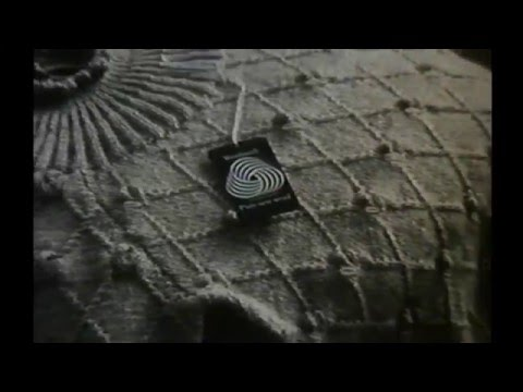 Wool  1982 TV Commercial