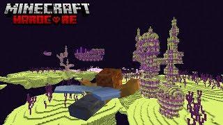 POTĘŻNE i PIĘKNE MIASTA ENDU! - HardCore - [20] (Minecraft 1.14 Na DataPackach)