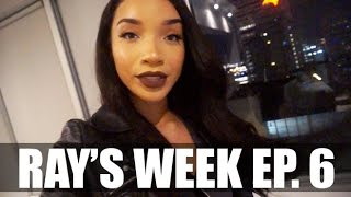 RAY'S WEEK| 6 - I'm Back! Getting Settled, Dinner Dates