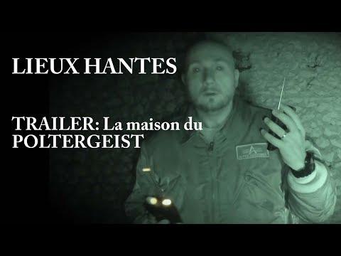 LIEUX HANTES:La maison du POLTERGEIST (TRAILER)