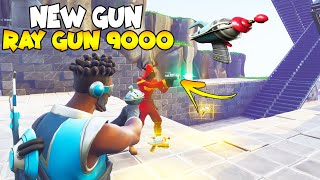 Raging Scammer perd NOUVEAU Ray Gun! 😱 (Scammer Gets Scammed) Fortnite Save The World