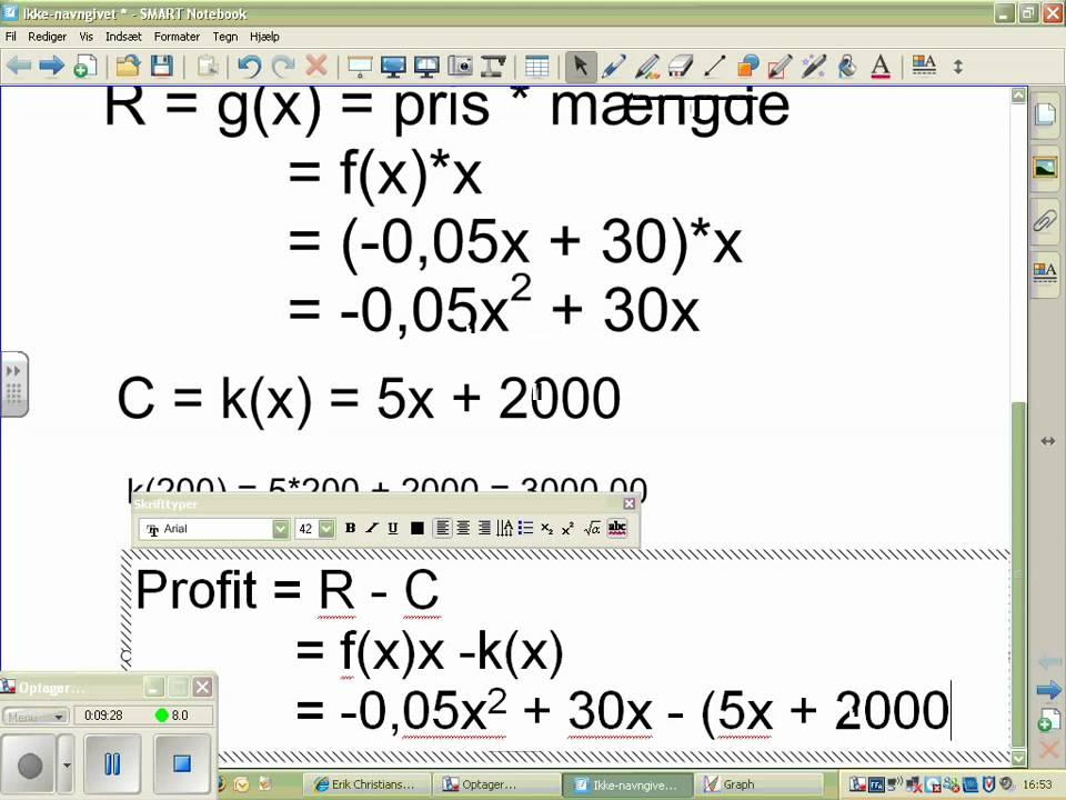 anvendelse af 2 gradsfunktion til profitmaksimering_2.avi
