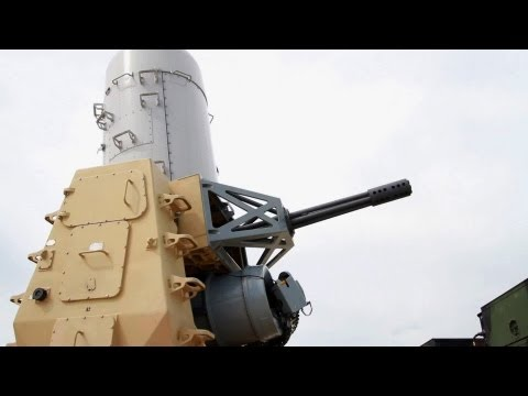 Military Auto Gun Defense: Counter Rocket, Artillery, And Mortar System (C-RAM)