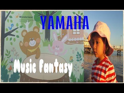 Yamaha Music Fantasy Grand Indonesia