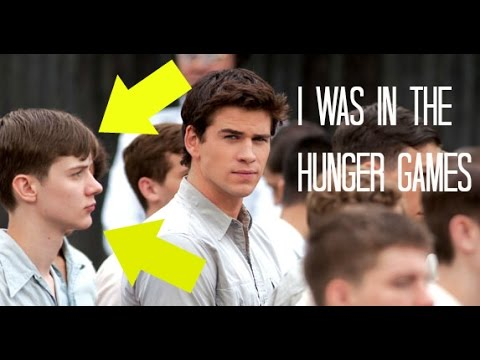 I WAS IN THE HUNGER GAMES | HOW TO AUDITION FOR A MOVIE STORY TIME