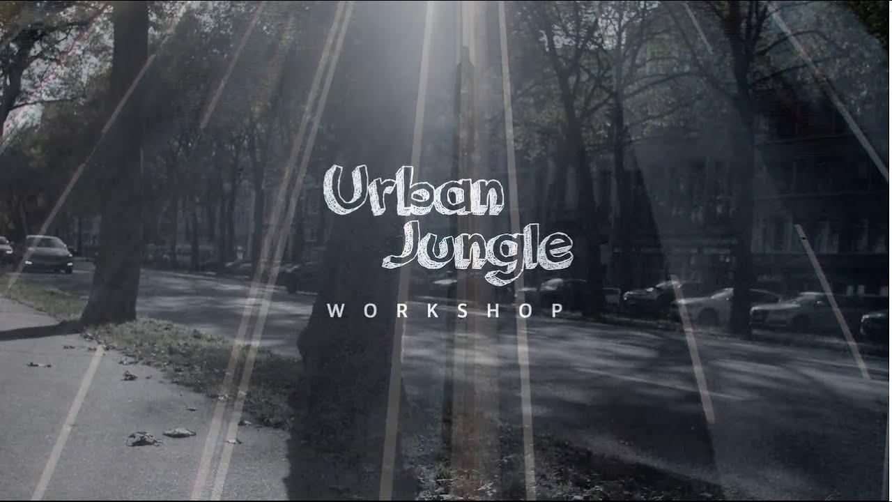 Urban Jungle Inspiratie : Urban jungle maak de stad van de toekomst youtube