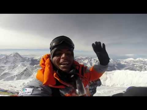 Amazing video from top of Mount Everest: Anand Kumar on peak