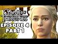 Game of Thrones - Telltale Games - Episode 4: Sons of Winter - Gameplay Walkthrough Part 1