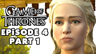 Game of Thrones - Telltale Games - Episode 4: Sons of Winter - Gameplay Walkthrough Part 1