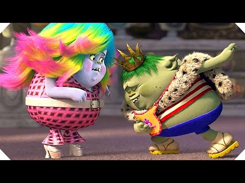TROLLS - You Look Fat - Movie Clip (2016)