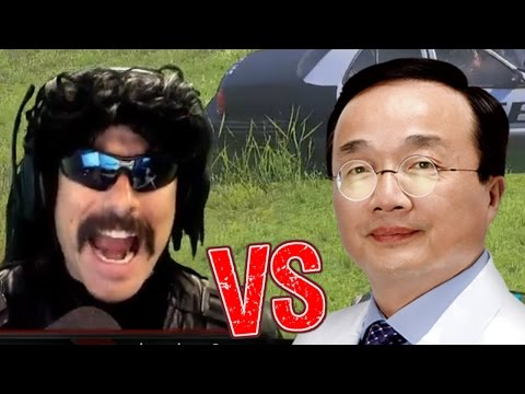 Dr Disrespect vs Chinese Player and RAGES in H1Z1 (FUNNY) ♢Best of