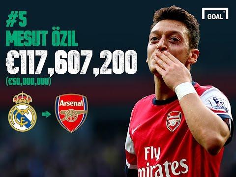 Mesut Ozil Real Madrid Vs Mesut Ozil Arsenal