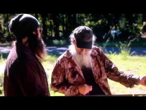 Duck dynasty bloopers watch the cup