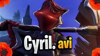 CYRIL.avi (#CoquelicotChallenge)