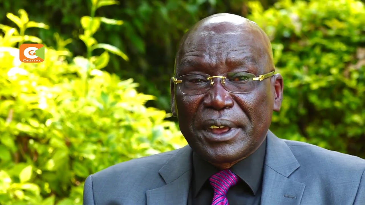 SUNDAY LIVE EXCLUSIVE | General Paul Malong denies looting
