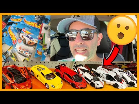 Peg Hunting - Finding Someones Hypercar Stash & Matchbox Delivers!