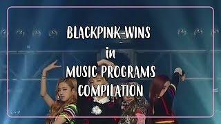 Video BLACKPINK WINS IN MUSIC PROGRAMS COMPILATION download MP3, 3GP, MP4, WEBM, AVI, FLV November 2017