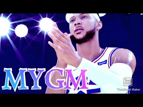 Download Nba 2k20/2k21 MYGM 2.0 TIPS ON HOW TO PLAY  (SUBSTITUTIONS, TRAINING, CUSTOM ROSTERS, AND MORE!!!)