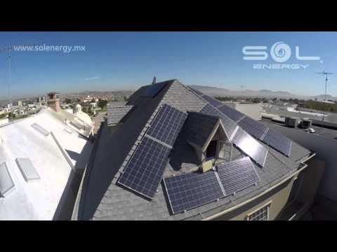 Francisco 4.5kW  Energia Solar Tijuana