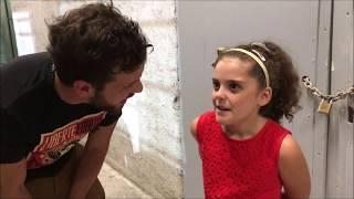 """Lilou en duo avec Claudio Capeo  """"Un peu de rêve"""""""
