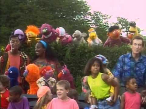 Sesame Streets 25th Birthday A Musical Celebration! Part 7 Last Part