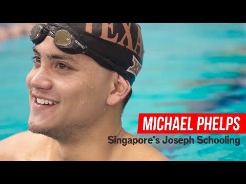 Meet The Man Who Beat Michael Phelps: Singapore's Joseph Schooling