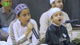 Muhammad Hadi & Ahmad Nabil Duo Munsyid Kecil