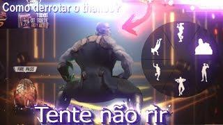 Download COMO DERROTAR O THANOS I MELHORES MEMES DO CANAL 2 Mp3 and Videos