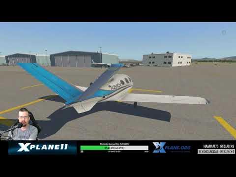 Cirrus Vision Jet SF50 G1000 X-Plane 11