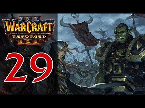 Прохождение Warcraft 3: Reforged #29 - Глава 7: Оракул [Орда - Вторжение в Калимдор]