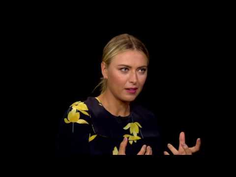 Maria Sharapova Charlie Rose Interview [10/04/2016]